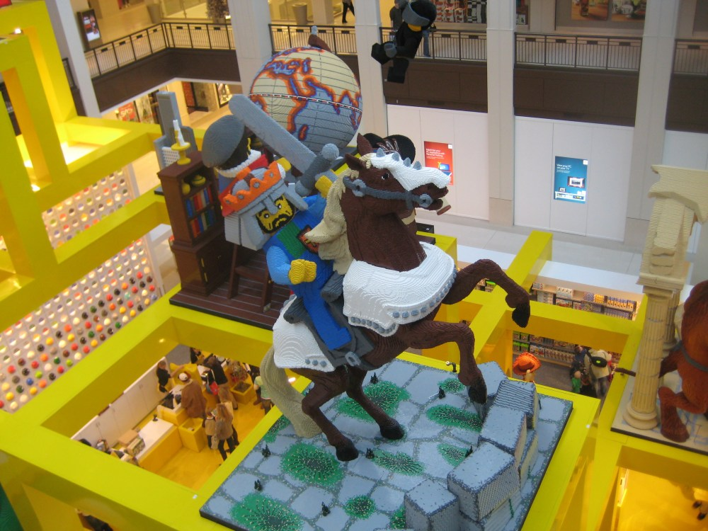 Legoland reopens at Mall of America! (1/3)