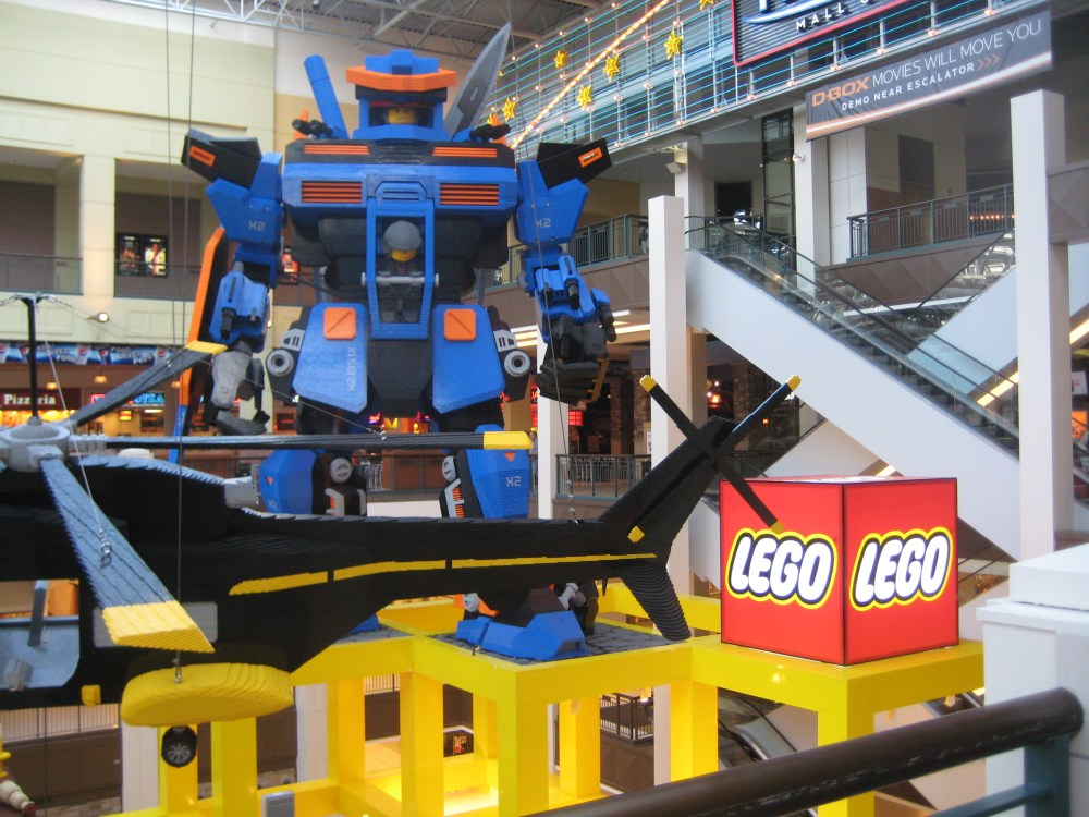 Legoland reopens at Mall of America! (3/3)