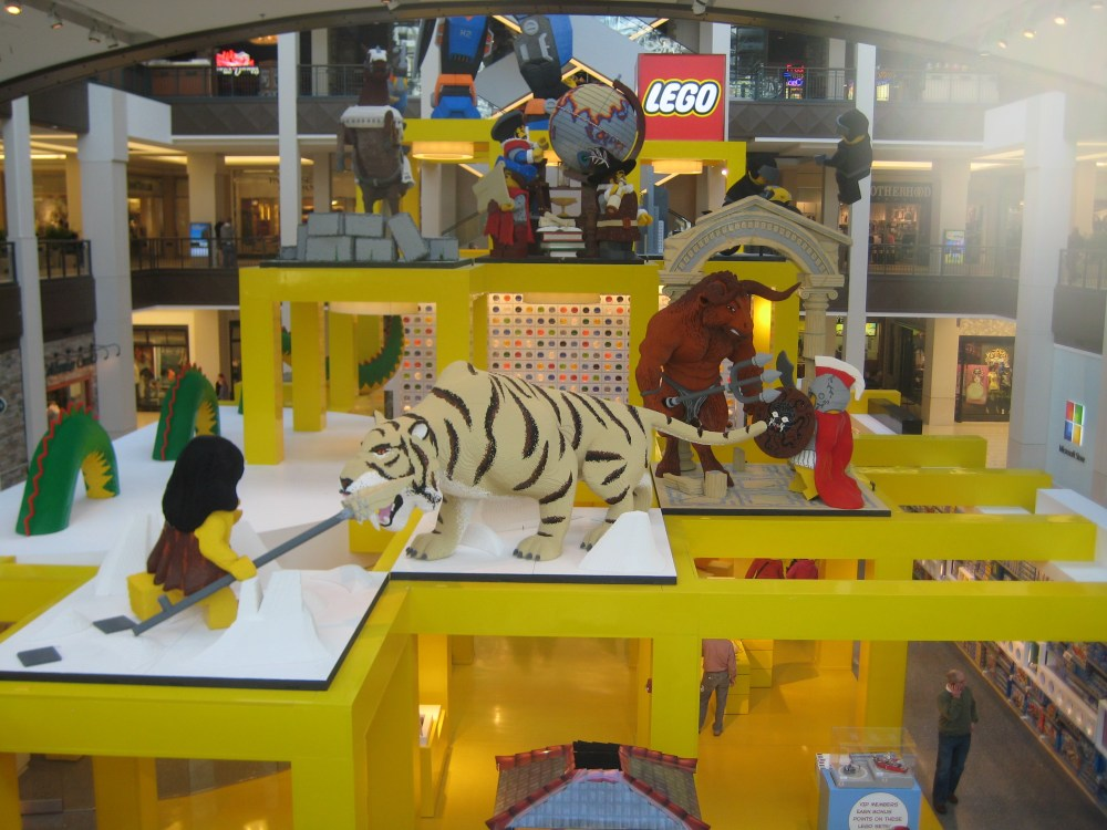 Legoland continues to dazzle at Mall of America (and Shareology)! (6/6)