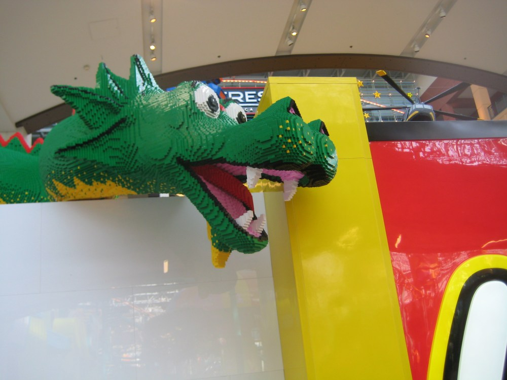 Legoland continues to dazzle at Mall of America (and Shareology)! (3/6)