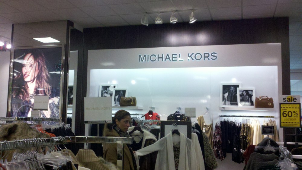 Herberger's New Store at Southdale:  Traffic, Calvin Klein and Michael Kors!!! (2/4)