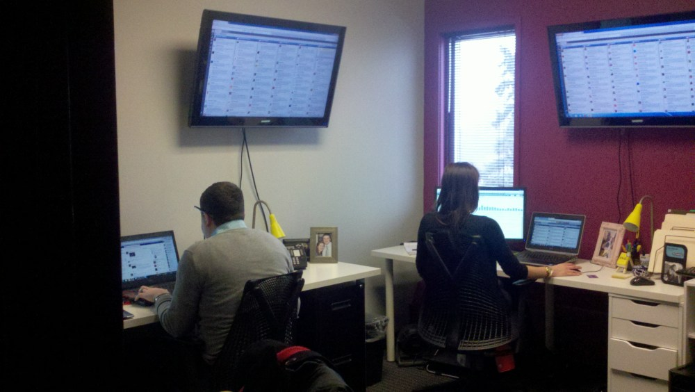 Hive, War Room or Social Media Hub? (2/4)