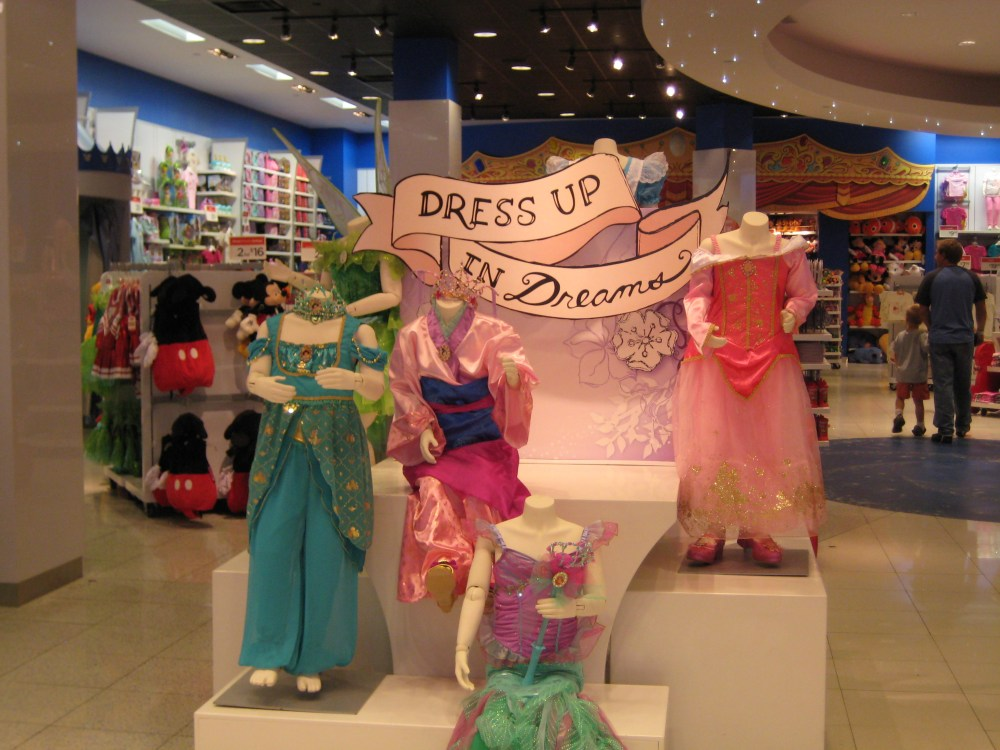 Back to School at Mall of America    (6/6)