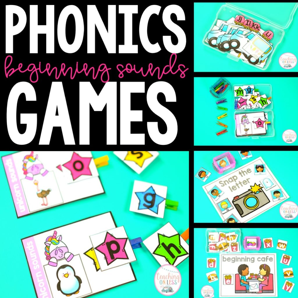 Printables Of Phonics Sounds Online