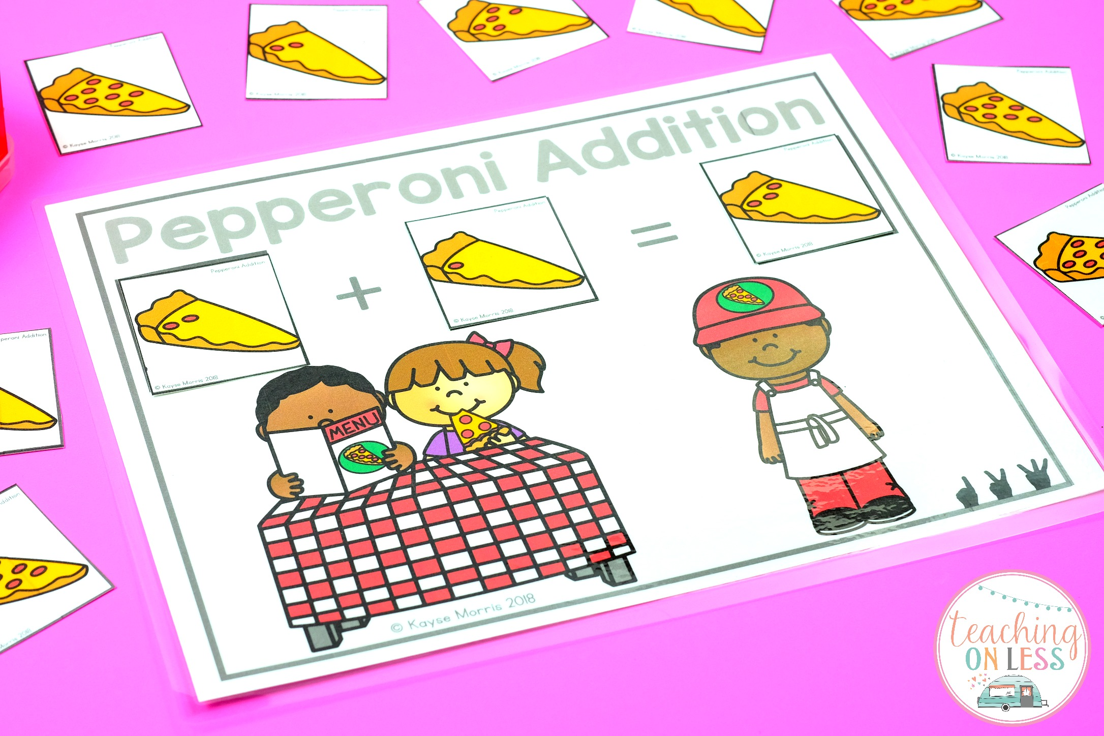 Kindergarten Math Worksheets Made Easy Kayse Morris