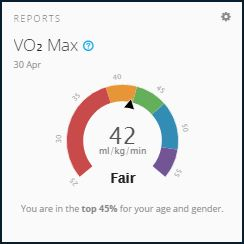 Spike my VO2Max from this run