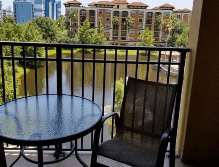 resort review orlando fl