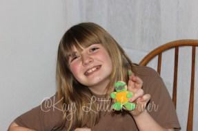 Bekah's turtle cookie