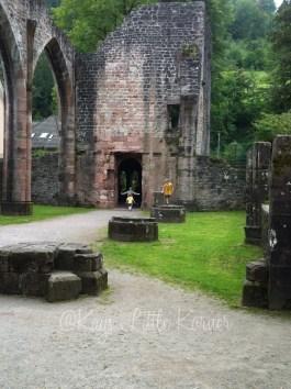 Old pillar anchors