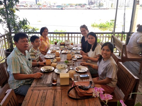My Thai Family