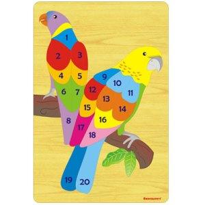 burung - Puzzle Burung