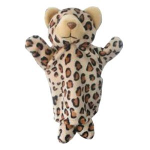 Boneka Tangan Macan - Boneka Tangan Macan