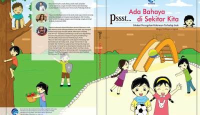 Komik KTA cover - Komik Edukasi Pencegahan Kekerasan Terhadap Anak
