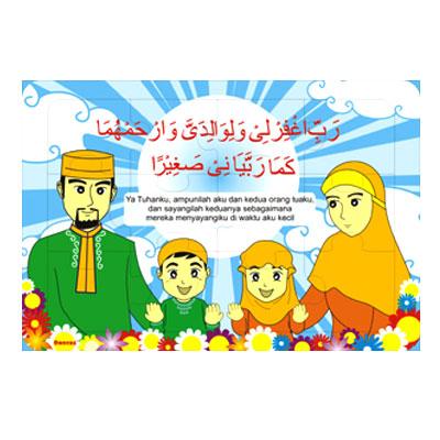 Puzzle Doa Orang Tua - Puzzle Doa Orang Tua