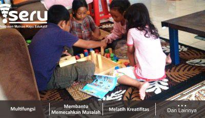 ciri mainan edukatif - Ciri - Ciri Mainan Edukatif