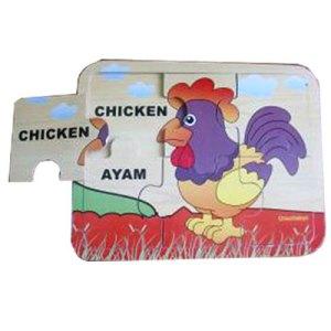 Puzzle Ayam - Puzzle Ayam