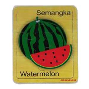 Puzzle Semangka - Puzzle Semangka