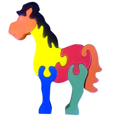 satuan kuda - Puzzle Satuan Kuda