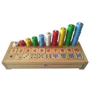 abacus angka new - Plakat Kayu Hadiah Wisuda Siswa SPS Kenanga Tangerang