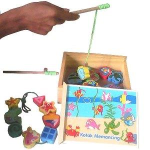 kotak memancing - Memancing dan Meronce
