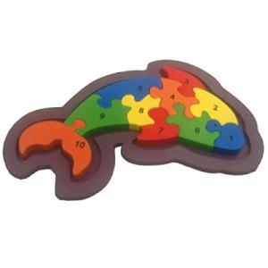 lumba lumba jumbo - Puzzle Lumba-lumba Frame