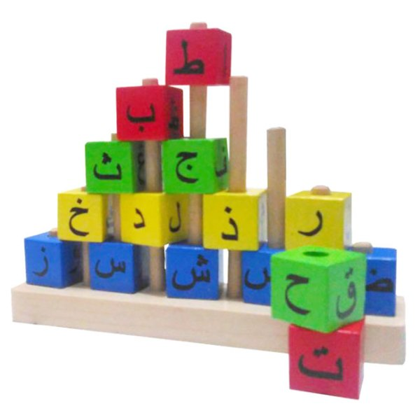 Piramida Kubus Hijaiyah - Piramida Kubus Hijaiyah