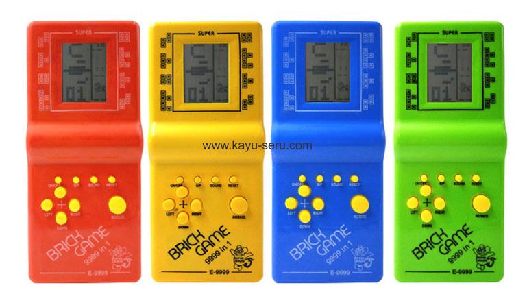 gimbot jadul - Permainan Tetris, Permainan Klasik yang Masih Eksis