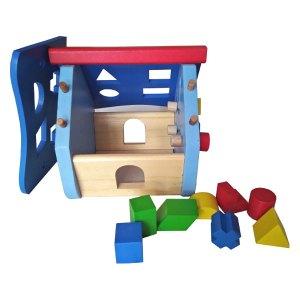 rumah bentuk - Rumah Bentuk Multifungsi