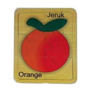 puzzle jeruk - Mainan Anak Puzzle Pilihan Diskon 50% Free Ongkir