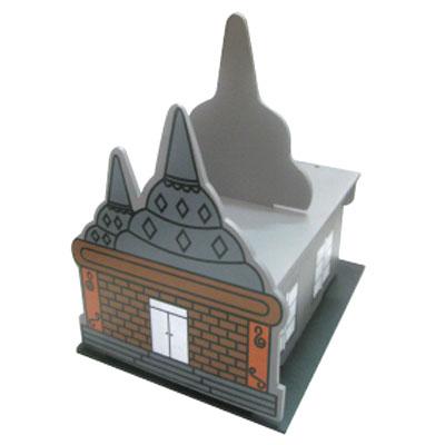 maket pura - Maket Rumah Ibadah Set