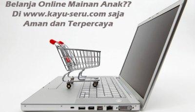 belanja mainan anak - Tips Belanja Online Agar Tidak Tertipu