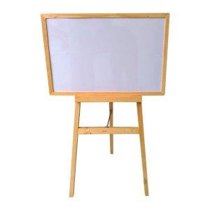 papan tulis magnet kayu seru - Papan Tulis Magnet