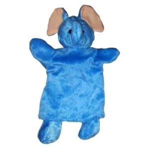 Boneka Tangan Gajah - Mainan Anak Puzzle Pilihan Diskon 50% Free Ongkir