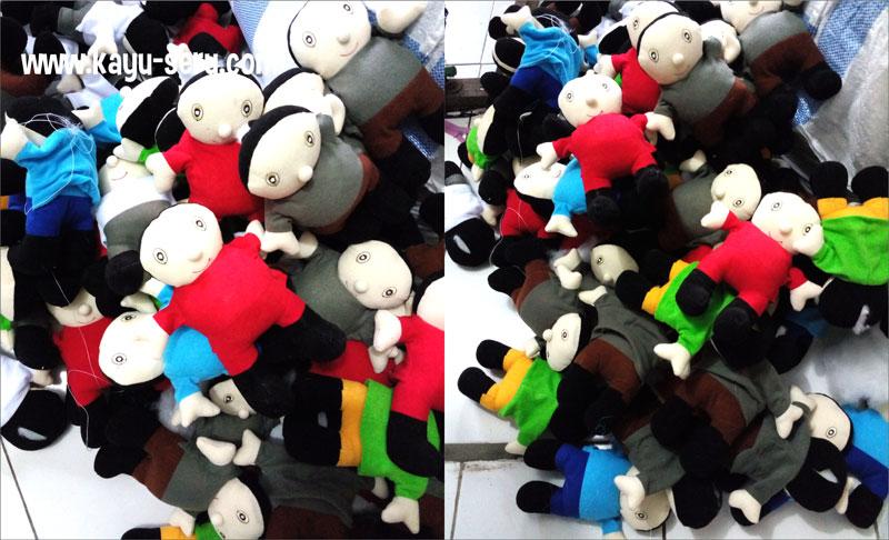 pembuatan boneka tangan - Konveksi Boneka Membuat Aneka Boneka Tangan