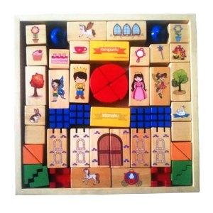 balok 54 kerajaan - Membuat Plakat Wisuda TK Islam Asshafa