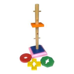 menara kunci tiang - Menara Kunci