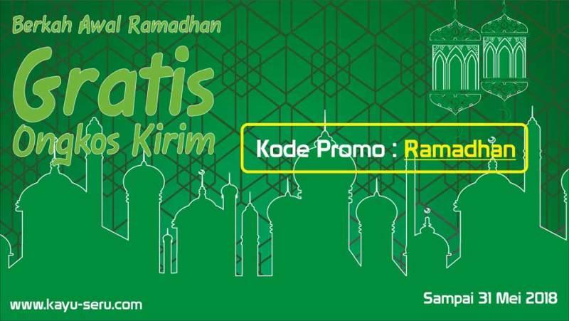 promo ramadhan seru - Promo Ramadhan Gratis Ongkos Kirim Pulau Jawa