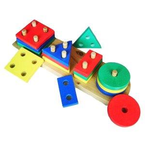 empat bentuk geometri - Empat Bentuk Geometri