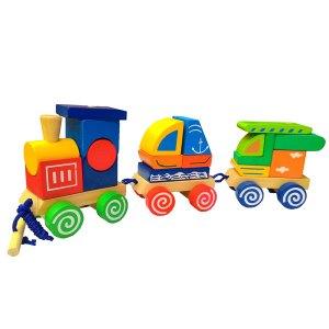 kereta tiga bentuk - Kereta Tiga Bentuk