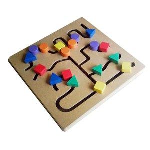 maze bentuk geometri - Maze Bentuk Geometri
