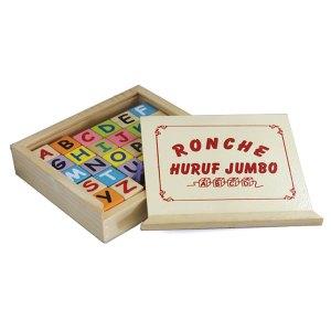 ronce huruf jumbo - Ronce Huruf Jumbo