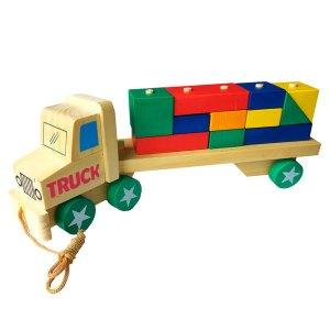 truk kontainer balok - Balok Truk Kontainer