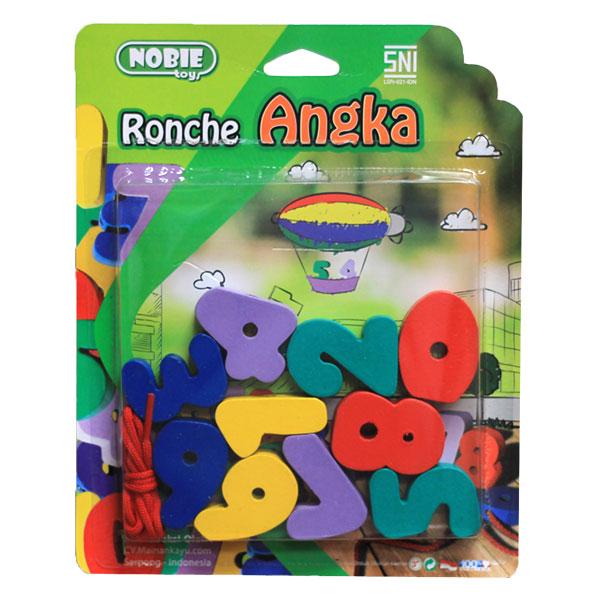 ronce angka - Ronce Angka