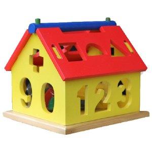 rumah angka warna - Rumah Angka Warna