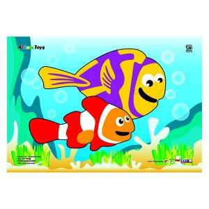 Puzzle Nemo - Cara Asik Mengajar Anak Mengenal Warna