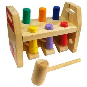 palu jungkit - Cara Asik Mengajar Anak Mengenal Warna