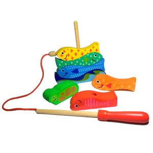 ikan pancing susun - Mainan Anak Puzzle Pilihan Diskon 50% Free Ongkir