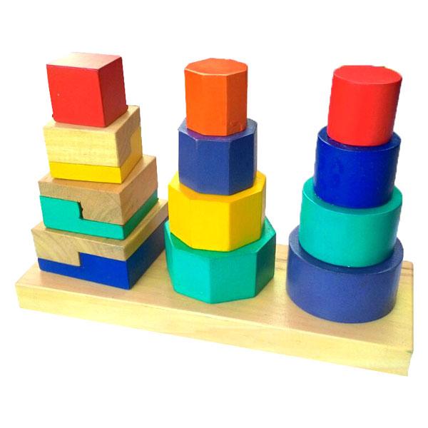 menara tiga bentuk - Menara Bentuk 3 Tiang