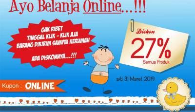 belanja online - Ayo Belanja Online Agar Terbiasa Dengan Gaya Kekinian