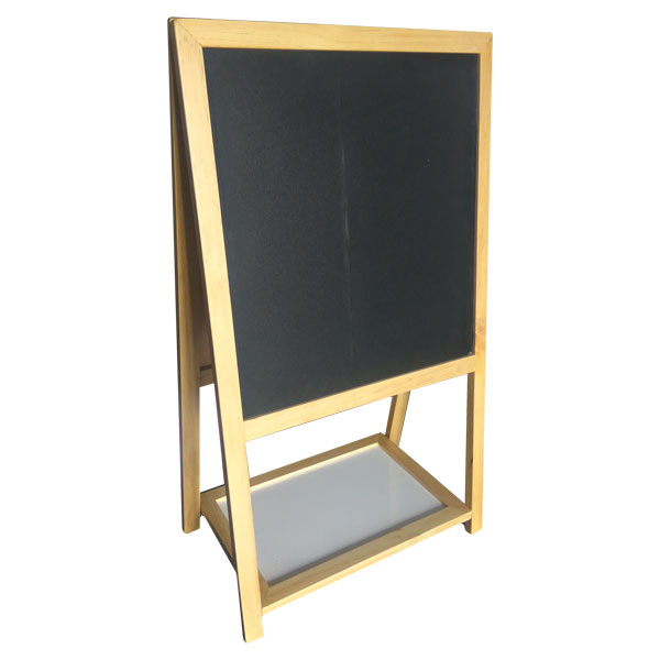 black board - Papan Tulis 2 Muka
